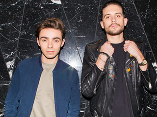 Nathan Sykes Teaming Up with G-Eazy on Upcoming Track 'Give It Up'