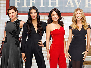 WATCH:RHONY Star Dorinda Medley Reveals The Best Way To Handle A Fight With Bethenny Frankel