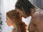 WATCH: Naked Costars! Carb Craziness! 10 Wildest Revelations from Alexander Skarsgard and Margot Robbie's Live <em>Tarzan</em> Q&A
