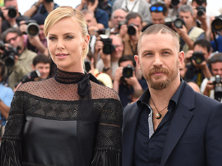 Charlize Theron on Working with Tom Hardy in Mad Max: Fury Road:  'We Struggled So Much With Each Other'