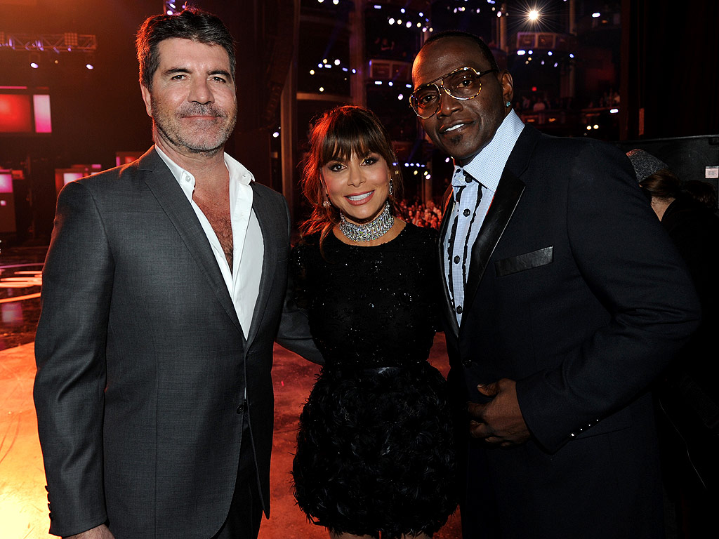Simon Cowell Makes Surprise Return for American Idol Finale – and Finally Offers a Tiny Apology for Being So Mean| American Idol, Paula Abdul, Randy Jackson, Ryan Seacrest, Simon Cowell