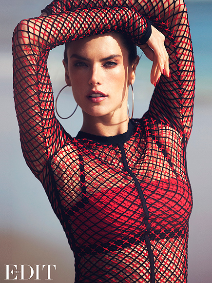 Alessandra Ambrosio Didn't Go to the Gym Until Her First Victoria's Secret Show – and Used to Binge on Sweets| Victoria's Secret, Diet & Fitness, Diets, Fitness, Nutrition, The Victoria's Secret Fashion Show, Bodywatch, Models, Alessandra Ambrosio, Victoria's Secret