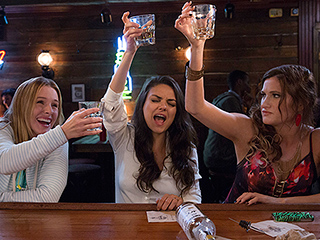 First Look: See Mila Kunis, Kristen Bell and Kathryn Hahn Go Hilariously Wild in Bad Moms