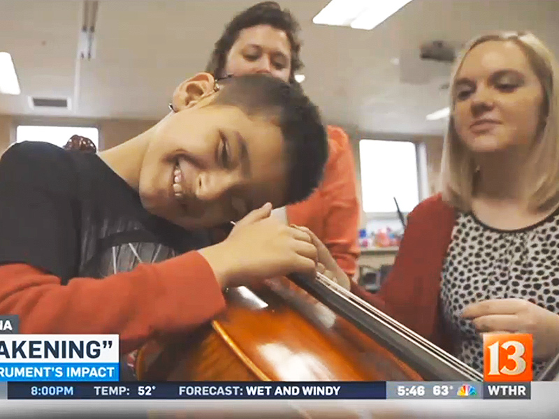 WATCH: 7-Year-Old Blind and Deaf Boy Experiences Music for The First Time| Medical Conditions, Music, Good Deeds, Real People Stories, The Daily Smile