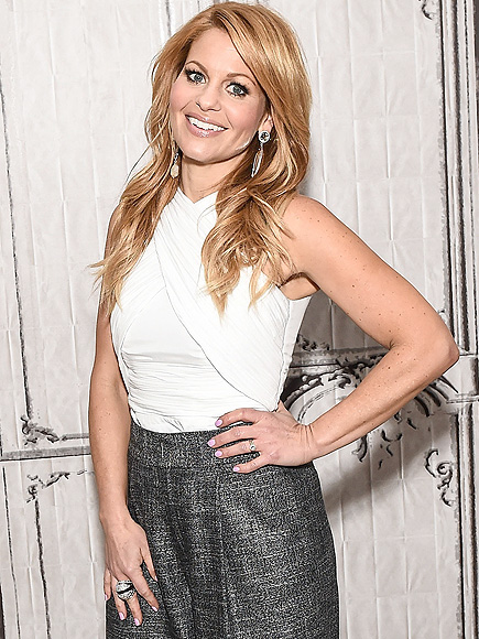 Candace Cameron Bure Opens Up About Her Struggles with an Eating Disorder