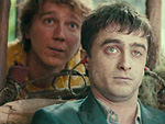 WATCH: Daniel Radcliffe on Kissing Paul Dano in 'Super Intimate' Swiss Army Man Scenes