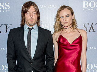 Diane Kruger Dishes on Filming Love Scenes with Norman Reedus – in a Movie That Costars Boyfriend Joshua Jackson