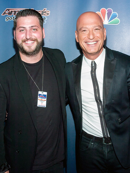 Howie Mandel, Alex Mandel YouNow Live Stream: Looking For Dates
