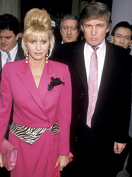 ivana and donald trump