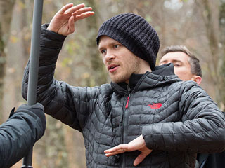 The Originals' Joseph Morgan Talks Directing His First Episode, How He 'Couldn't Have Done It' Without Wife Persia White