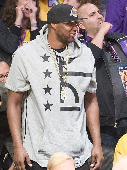 Lamar Odom Says His Relationship with Khloé Kardashian 'Won't Ever Stop'  Breakups, Couples, People Scoop, TV News, Khloe Kardashian, Kobe Bryant, Lamar Odom
