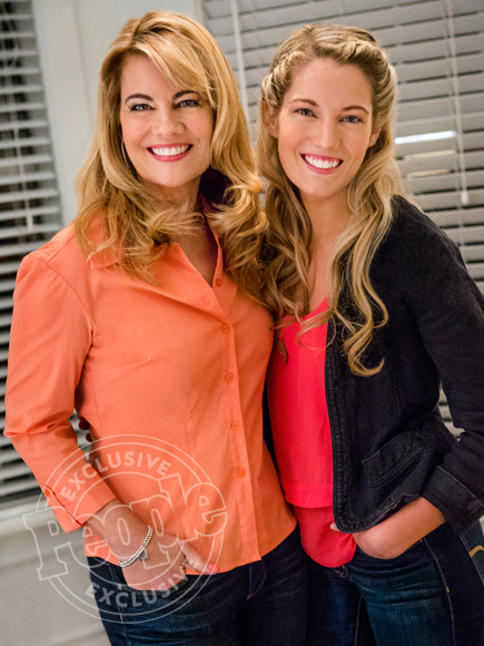 Facts of Life Star Lisa Whelchel Has a New TV Movie – With Her Lookalike Daughter!| Hallmark, Lisa Whelchel