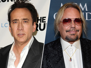 Nicolas Cage and Mötley Crüe's Vince Neil Get into Scuffle in Las Vegas