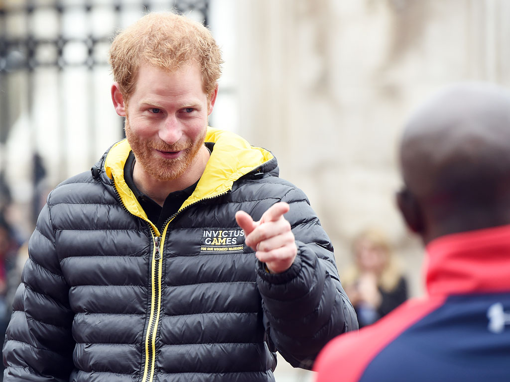 Prince Harry Jokes That American Kids Will Say, 'You Ain't No Prince'