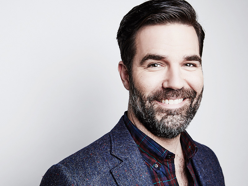 Rob Delaney on Catastrophe and the Rise of the Grown-up Romance| Rob Delaney