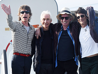 FROM EW: Rolling Stones Looking to Release New Album This Year