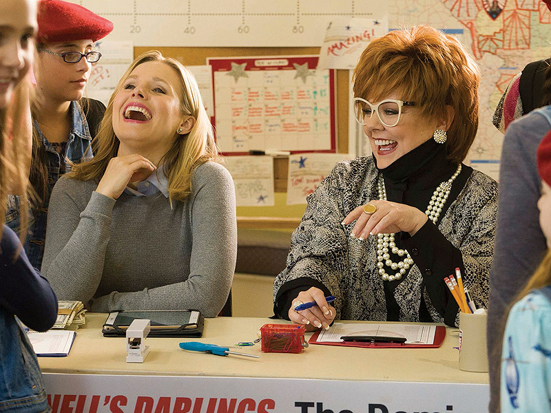 The PEOPLE Review: Melissa McCarthy Works It as The Boss