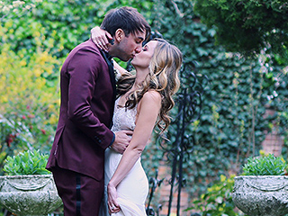 All Time Low's Alex Gaskarth Marries His High School Sweetheart Lisa Ruocco – See the Stunning Photo