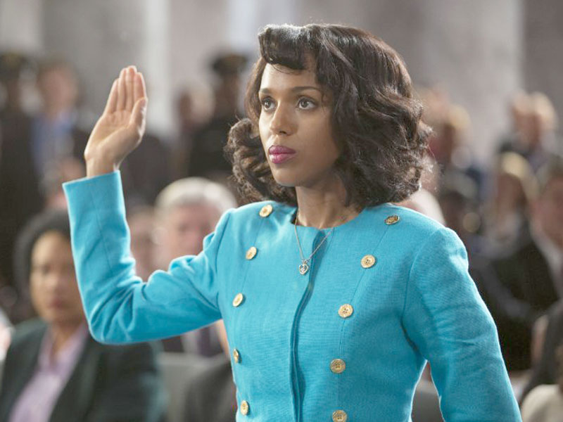 PEOPLE Review: Scandal's Kerry Washington Stars as Anita Hill in HBO's Confirmation| politics, TV News, Anita Hill, Clarence Thomas