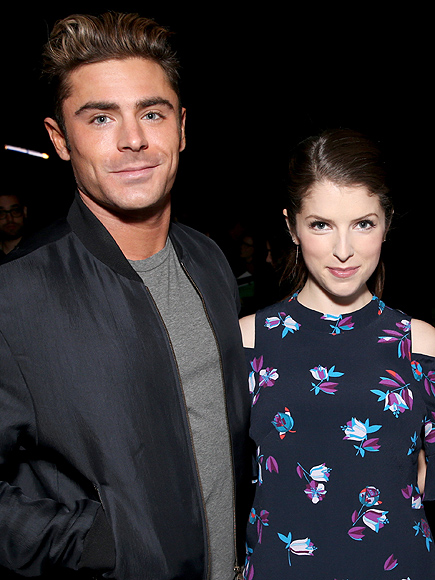Anna Kendrick Jokes She Wants to See Zac Efron Naked