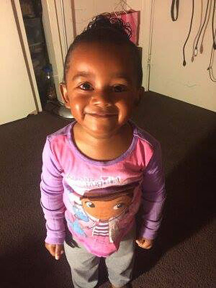 Police Seeking Help Locating Murdered Woman's Missing Toddler