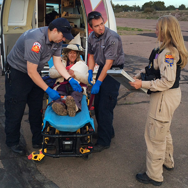 72-Year-Old Survives More Than a Week in Arizona Wilderness