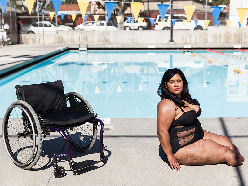 How These Differently Abled Women Found the Confidence to Proudly Pose in Their Swimsuits| Bodywatch