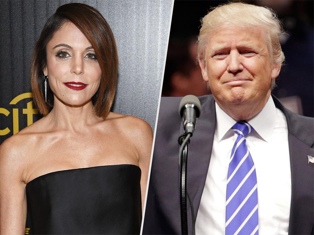 Bethenny Frankel Recalls Embarrassing 'Walk of Shame' in Front of Donald Trump  The Real Housewives of New York City, The Real Housewives of..., TV News, Bethenny Frankel