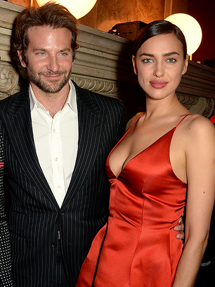 Bradley Cooper and Irina Shayk Share a Romantic Kiss During Night Out in Paris| Couples, Movie News, Bradley Cooper, Irina Shayk