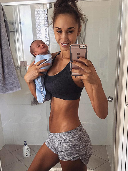 Fit Mom Chontel Duncan Responds to Her Critics: 'I'm Not Going to Be Nice About Your Belittling Attempts to Educate Me'| Diet & Fitness, Pregnancy, Body shaming, Fitness, Fitness & Health Fads, People Scoop, Bodywatch