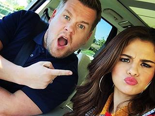 James Corden Joins Instagram – Teases Selena Gomez' Appearance on Carpool Karaoke