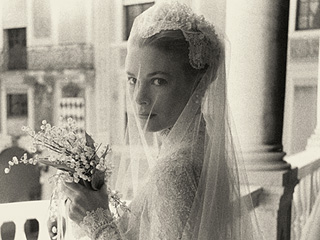 See Private Family Photos of the Most Glamorous Wedding in History: Grace Kelly's Marriage to Prince Rainier
