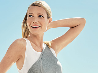 Gwyneth Paltrow on Turning 43 and Running Her GOOP Empire: 'I'm Not Going to Strive to Be Anyone Else or Please Anybody Else'