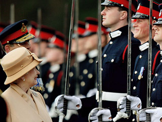 Prince Harry on His Relationship with Queen Elizabeth: 'I Always View Her as My Boss'
