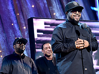 Ice Cube Thanks Family During 2016 Rock and Roll Hall of Fame Speech: 'You Guys Make Everything Normal for Me'