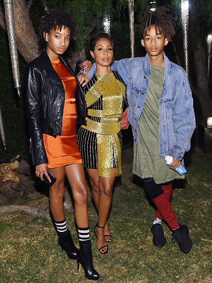 Find Out What Jaden and Willow Smith Are Doing for Jada Pinkett-Smith on Mother's Day| People Picks, TV News, Jada Pinkett Smith, Jaden Smith, Queen Latifah, Willow Smith