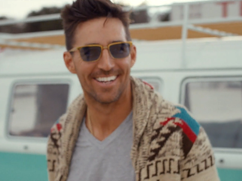 Take a Ride with Jake Owen on His 'Love Bus'| Country, Music News, Jake Owen
