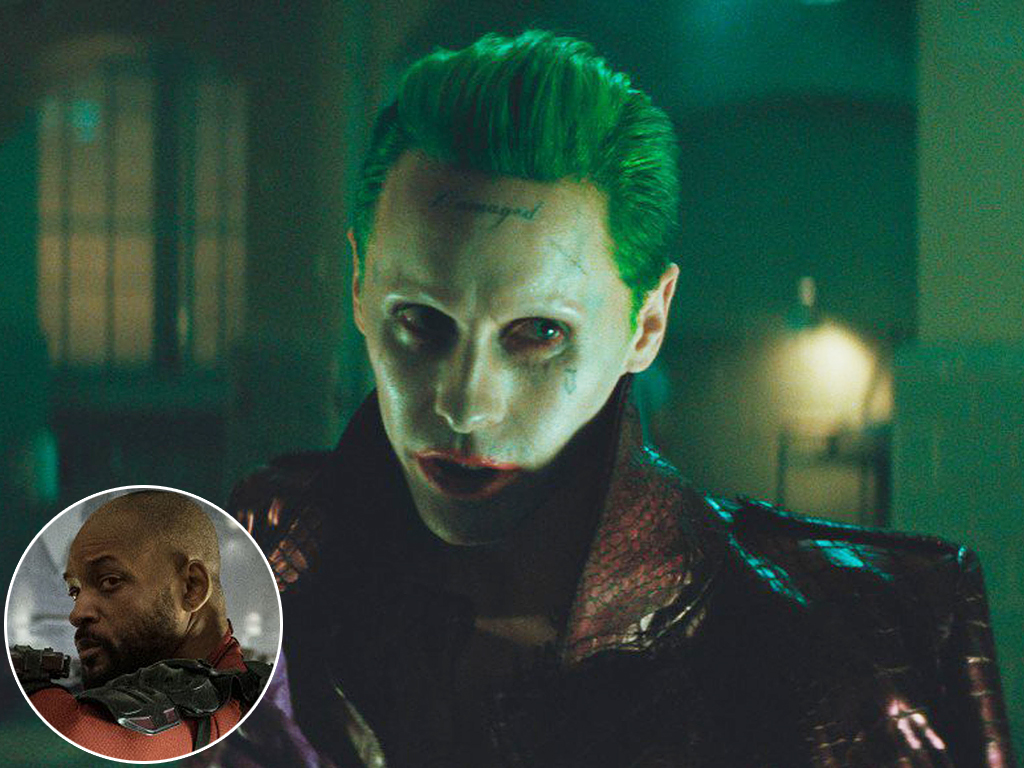 Jared Leto as The Joker in Suicide Squad: Will Smith Talks Actor's Intensity