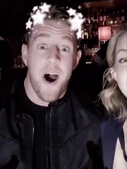 Kate Hudson and Football Star JJ Watt Go on a 'Date'| Movie News, Kate Hudson