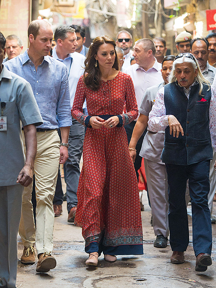 Kate on Safari! Find Out What She Wore on Day 4 in India – and See All Her Looks So Far| The British Royals, The Royals, Kate Middleton