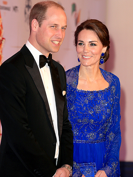 Prince Williams Says India Was the Royal Couple's First Choice to Visit After Their Wedding| The British Royals, The Royals, Kate Middleton, Prince William
