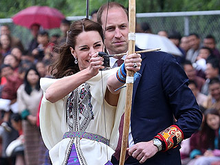 Princess Kate Goes Katniss in a Traditional Kira – Find Out if She Hit Her Mark!