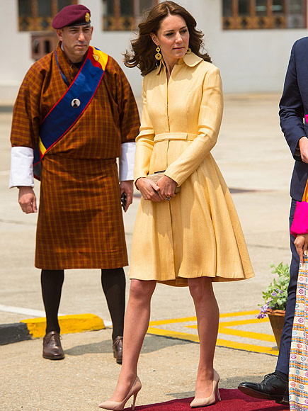After a Tricky 'Captain-Only' Landing, Prince William and Princess Kate Touch Down in the Real Magic Kingdom| The British Royals, The Royals, Kate Middleton, Prince William
