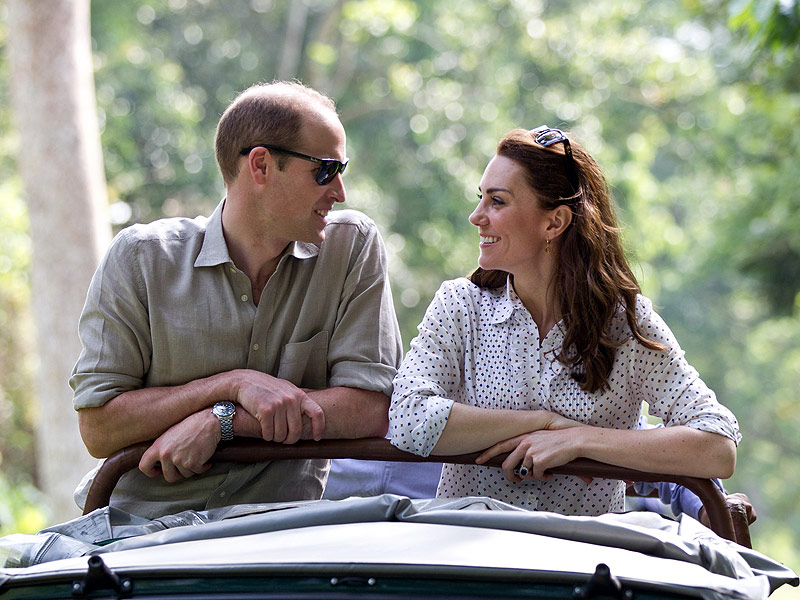 Prince William and Princess Kate's Sweetest Moments During India Tour