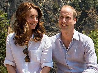 Royals Don't Sweat! William and Kate Breeze Through a 5-Hour, High-Altitude Hike in the Himalayas