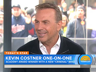 Kevin Costner's Kids Are Used to His Movie Makeovers: 'Daddy Looks a Little Different Sometimes at the PTA Meetings'