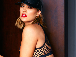 """Khloé Kardashian on Her Shape Cover: 'How Crazy Is It That the """"Fat One"""" Is on the Cover, Ha!'"""