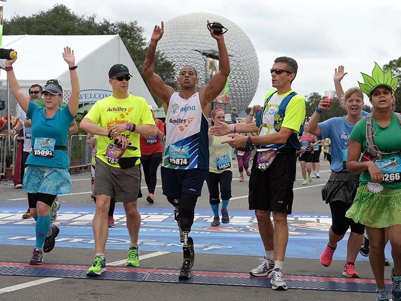 Cigna CEO and Amputee Veteran Preparing to Run Boston Marathon Together