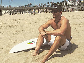 Why Kip Moore Needs the Beach: 'It's a Sense of Calm ... I Can Be My Own Worst Enemy in a Lot of Ways'