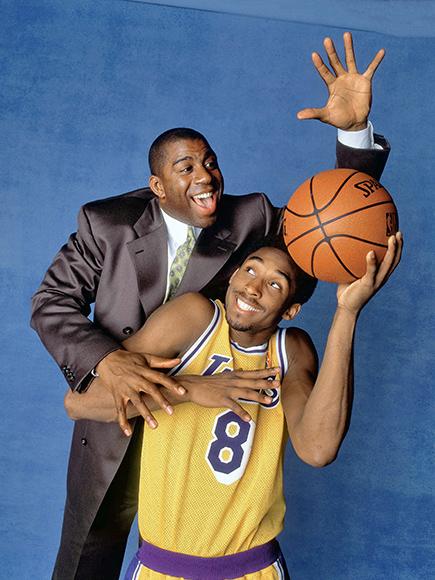 Magic Johnson, President Obama, David Beckham and More Stars Pay Emotional Tribute to Kobe Bryant for His Final Game| Sports, Barack Obama, David Beckham, Kobe Bryant, Magic Johnson